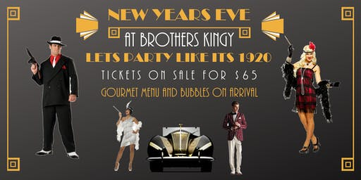 1920's New Years Eve Party
