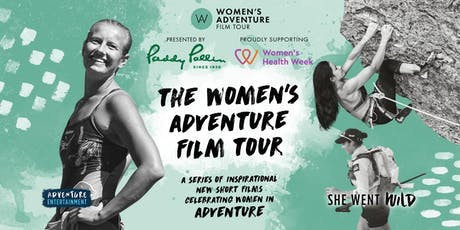 Women's Adventure Film Tour 19/20 -  Melbourne (7:00 PM) tickets