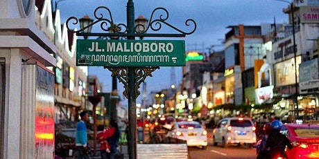 Yogyakarta Night Walking and Food Tours tickets