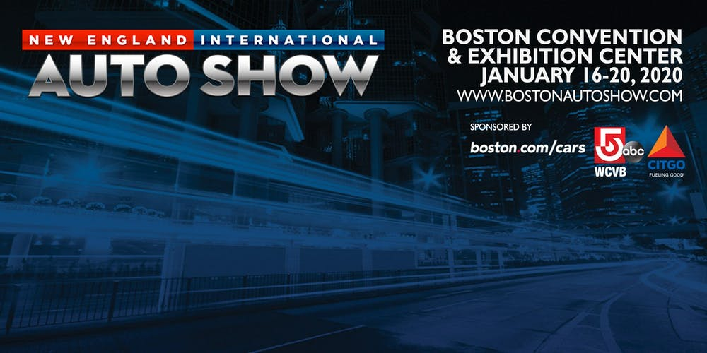 International Auto Show 2020.New England International Auto Show