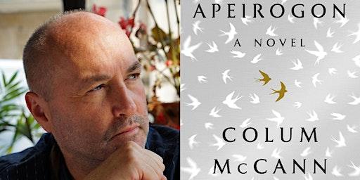 An Evening with Colum McCann