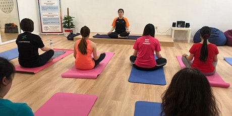 Asana Yoga Class (for beginner / intermediate) tickets