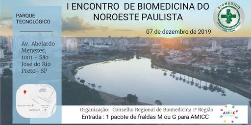 I Encontro de Biomedicina do Noroeste Paulista