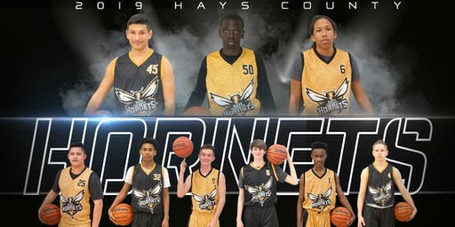 Hays County Hornets Basketball Tryouts