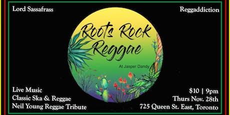 Reggae Night at Jasper Dandy tickets