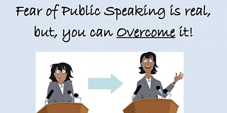 Public Speaking 101 course tickets