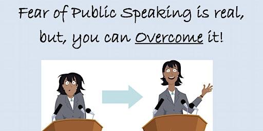 Public Speaking 101 course