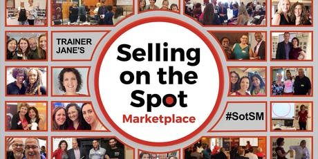 Selling on the Spot Marketplace - Kitchener tickets