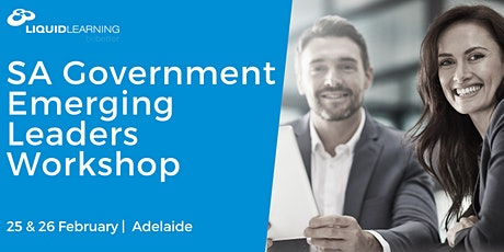 SA Government Emerging Leaders Workshop tickets