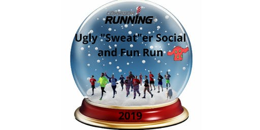 "Corridor Running Ugly ""Sweat""er Social and Fun Run 2019"