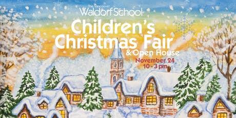 Children's Winter Fair and Open House 2019 tickets