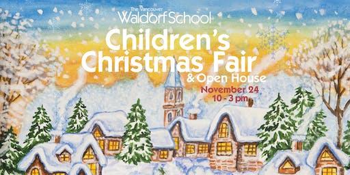 Children's Winter Fair and Open House 2019