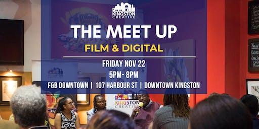 Kingston Creative   The Meet Up: Film & Digital