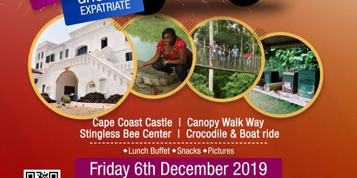 Tour Ghana (Central Region December 2019)