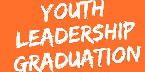 Youth Leadership Program Graduation
