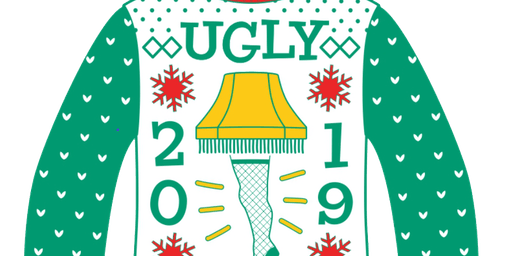 Girl Scout Ugly Sweater 5k