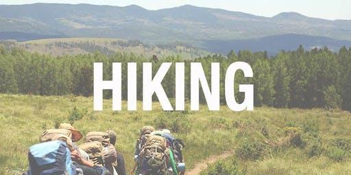 Hiking, Rimrock Good Dog! Trailhead