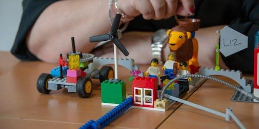 Certificación en LEGO SERIOUS PLAY METHOD Querétaro- Assoc. of Master Trainers in the LEGO SERIOUS PLAY METHOD - Dinamarca