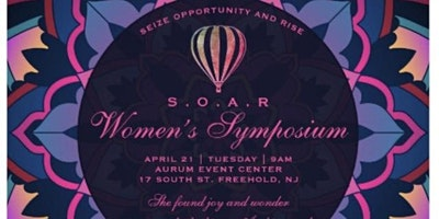 S.O.A.R Women's Symposium  - April 2020