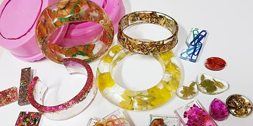 Resin Jewellery Workshop