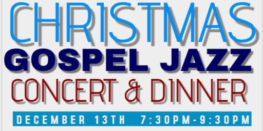 Wayman Memorial AMEs Christmas Gospel Jazz Concert & Dinner