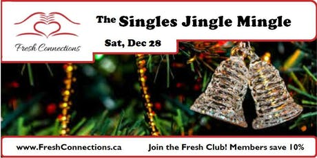 The Singles Jingle Mingle tickets