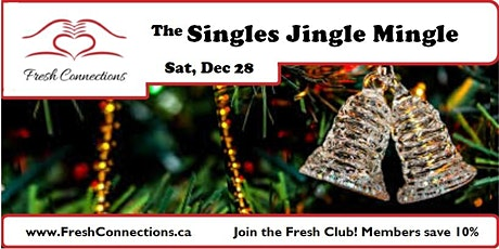 The Singles Jingle Mingle tickets