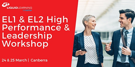 EL1 & EL2 High Performance & Leadership Workshop tickets