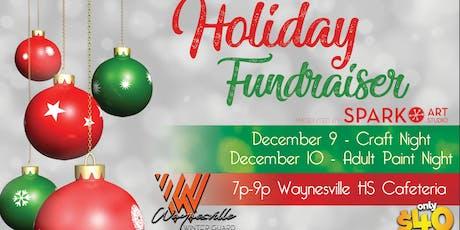 Waynesville Winter Guard Fundraiser - Adult Paint Night tickets