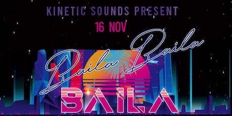 BAILA BAILA BAILA // SPANISH NIGHT tickets