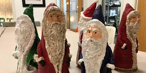 Papermache Santa - 2 session workshop