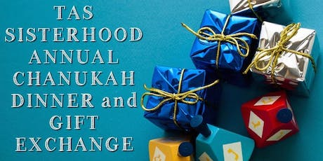 Annual Chanukah  Dinner and Gift Exchange tickets