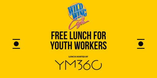 Free Youth Worker Lunch in Knoxville, TN Hosted by YM360 | Nov 2019