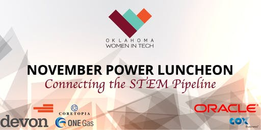 Power Luncheon - Connecting the STEM Pipeline