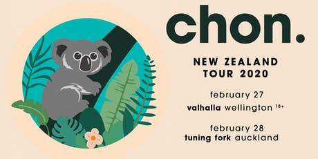 Chon - Wellington tickets