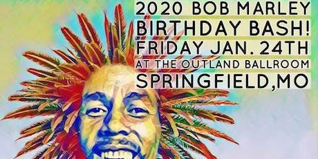 Springfield, MO Bob Marley Bash tickets