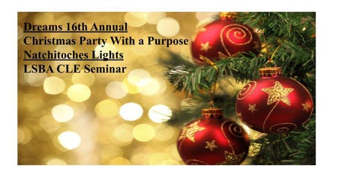 Dreams 16th Annual Foundation Christmas Party With a Purpose