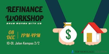 Refinance Workshop tickets