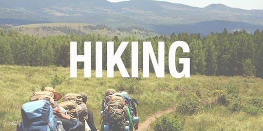 Hiking, Chimney Rock