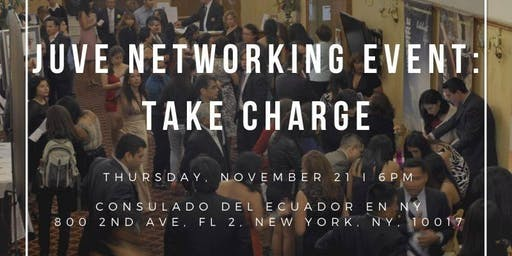 JUVE Networking Event: Take Charge