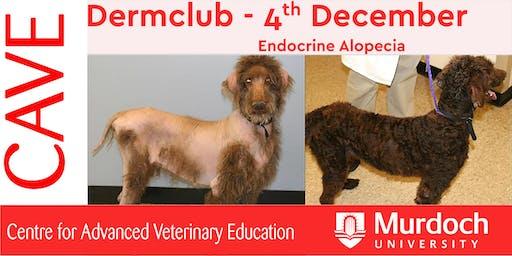 Endocrine alopecia