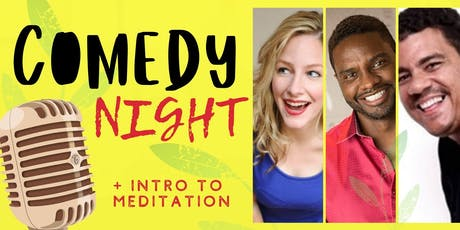 GTS Comedy Night + Meditation Intro tickets