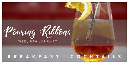 Pouring Ribbons: Breakfast Cocktails with Kayla Grigoriou