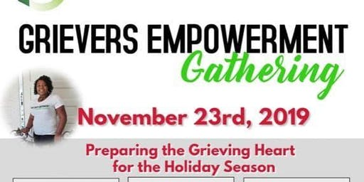 Grievers Empowerment Gathering:  Holiday Edition