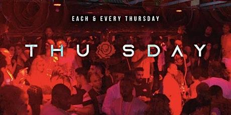 ROSEBAR THURSDAYS || OPEN BAR + VIP RSVP || ROSEBAR DC || #TASTETHURSDAYSDC tickets