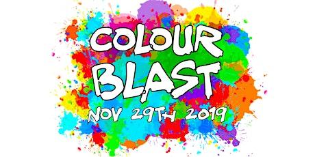 Colour Blast Parent Volunteers tickets