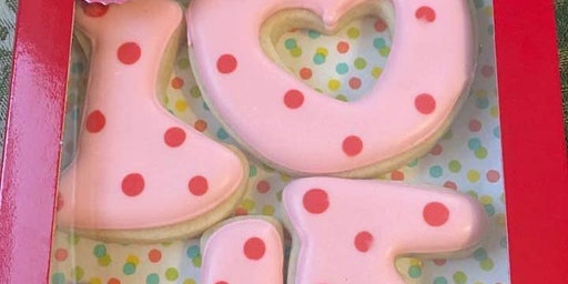 Galentines Cookie Decorating at MeadowView