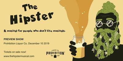The Hipster - a comedy musical