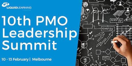 10th PMO Leadership Summit tickets