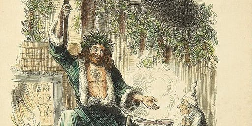 Dickens at Dickson: A Christmas Carol - a special interactive version (All ages) (Dickson Library)